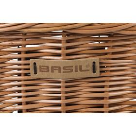 Basil Bremen Wicker KF Kosz rowerowy, brązowy